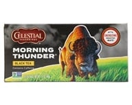 Celestial Seasonings - Morning Thunder Tea - 20 Tea Bags