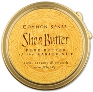Common Sense Farm - 100% Shea Butter - 1.75 oz.