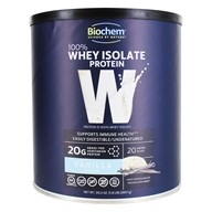 100 % Whey Isolate Protein Powder Vainilla - 30.2 oz.