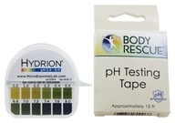 Body Rescue - Body PH Testing Tape - 15 ft., from category: Health Aids