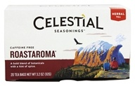 Celestial Seasonings - Roastaroma Herb Tea Caffeine Free - 20 Tea Bags