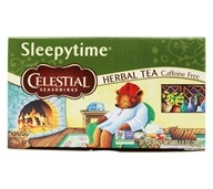 Celestial Seasonings - Sleepytime Herb Tea - 20 Tea Bags (070734000034)