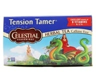 Celestial Seasonings - Herbal Tea Caffeine Free Tension Tamer - 20 Tea Bags