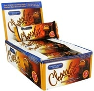 Image of Healthsmart Foods - Chocolite Bar Sugar Free Peanut Caramel Nougat - 0.84 oz. Formerly Chocolate Peanut Chews