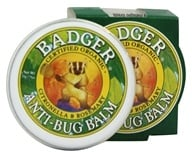 Badger - Anti-Bug Balm Citronella & Rosemary - 0.75 oz. by Badger