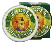 Badger - Anti-Bug Balm Citronella & Rosemary - 0.75 oz. (634084029123)