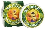 Image of Badger - Anti-Bug Balm Citronella And Rosemary - 2 oz.