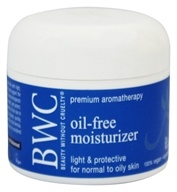 Beauty Without Cruelty - Facial Moisturizer Oil Free - 2 oz. - $11.81