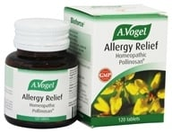 Bioforce USA A.Vogel - Allergy Relief - 120 Tablets, from category: Homeopathy