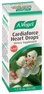 Bioforce USA A.Vogel - Cardiaforce Heart Drops - 1.7 oz. by Bioforce USA A.Vogel