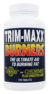 Body Breakthrough - Body Trim-Maxx Burner - 120 Tablets