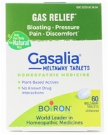 Boiron - Gasalia Quick-Dissolving Tablets - 60 Tablets, from category: Homeopathy