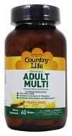 Image of Country Life - Chewable Adult Multi - 60 Wafers