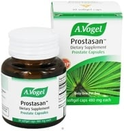 Image of Bioforce USA A.Vogel - Prostasan One-A-Day Prostate Capsules 480 mg. - 30 Softgels
