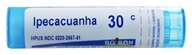 Boiron - Ipecacuanha 30 C - 80 Pellets, from category: Homeopathy