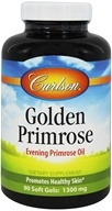 Carlson Labs - Golden Primrose Evening Primrose Oil 1300 mg. - 90 Softgels - $21.56