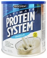 Biochem by Country Life - Ultimate Protein System Vanilla - 2 lbs. (015794018506)