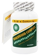 O-W & Company - Bionics - Wormwood Comp 500 mg. - 100 Capsules, from category: Herbs