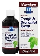 Boericke & Tafel - Cough & Bronchial Syrup Daytime - 8 oz.