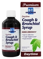 Boericke & Tafel - Cough & Bronchial Syrup Daytime - 8 oz. - $9.17