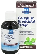 Image of Boericke & Tafel - Cough & Bronchial Daytime Syrup - 4 oz.