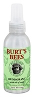 Burt's Bees - Deodorant with Oil of Sage - 4 oz. (792850131118)