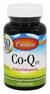 Carlson Labs - Co-Q10 30 mg. - 120 Softgels, from category: Nutritional Supplements