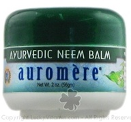Auromere - Ayurvedic Neem Balm - 2 oz., from category: Personal Care
