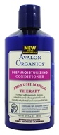 Avalon Organics - Conditioner Deep Moisturizing Therapy Awapuhi Mango - 14 oz. (654749361214)