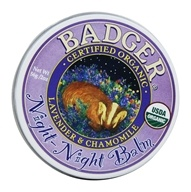 Badger - Night-Night Gentle Sleep Balm for Kids - 2 oz. (634084160017)