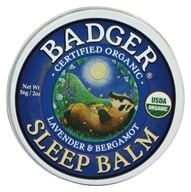 Badger - Sleep Balm - 2 oz., from category: Personal Care