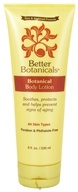 Better Botanicals - Botanical Body Lotion - 8 oz. by Better Botanicals