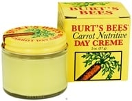 Burt's Bees - Carrot Nutritive Day Creme - 2 oz.
