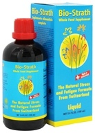 Bio-Strath - Whole Food Natural Stress and Fatigue Liquid Supplement - 3.4 oz.
