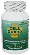 Biotec Foods - Cell Guard Plus Concentrated Live Food Antioxidant Enzymes - 170 Caplets, from category: Nutritional Supplements