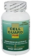 Image of Biotec Foods - Cell Guard Plus Concentrated Live Food Antioxidant Enzymes - 170 Caplets