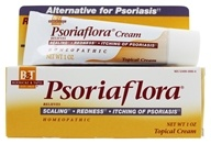 Boericke & Tafel - Psoriaflora Cream - 1 oz., from category: Homeopathy