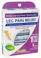 Boiron - Leg Cramps Carekit - 3 Tubes CLEARANCE PRICED