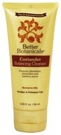 Image of Better Botanicals - Coriander Balancing Cleanser - 3.25 oz.