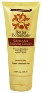 Better Botanicals - Coriander Balancing Cleanser - 3.25 oz. by Better Botanicals
