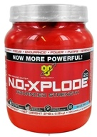 BSN - NO-Xplode 2.0 Advanced Strength Blue Raz - 2.48 lbs., from category: Sports Nutrition
