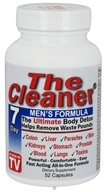 Century Systems - The Cleaner Men's 7-Day Formula - 52 Capsules