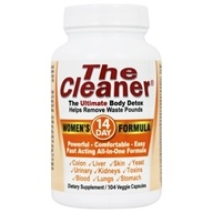 Century Systems - The Cleaner Women's 14-Day Formula - 104 Capsules - $20.99