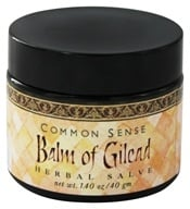 Common Sense Farm - Balm of Gilead Herbal Salve - 1.4 oz.