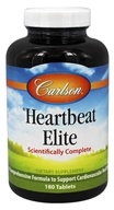 Carlson Labs - Heartbeat Elite - 180 Tablets - $31.30