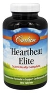 Carlson Labs - Heartbeat Elite - 180 Tablets by Carlson Labs