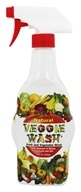 Image of Veggie Wash - Natural Fruit & Vegetable Wash Spray Bottle - 16 oz.