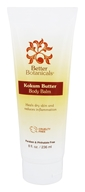 Better Botanicals - Kokum Butter Body Balm - 8 oz.