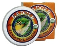 Badger - Lip & Body Balm Tangerine Breeze - 0.75 oz. (634084135732)