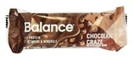 Balance - Nutrition Energy Bar Original Chocolate Craze - 1.76 oz. (750049000201)